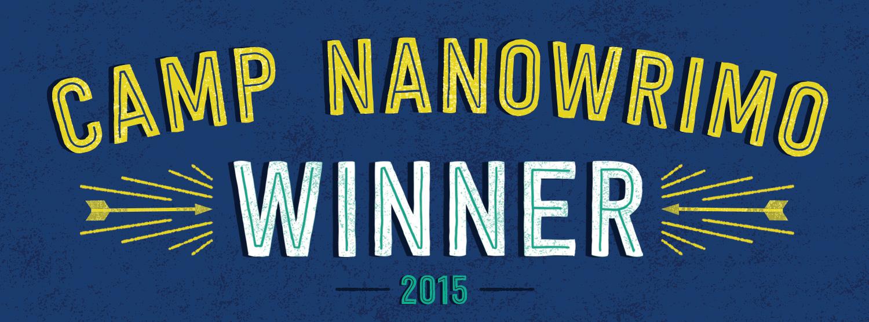 Der Camp-NaNoWriMo Juli 2015 – Was mich nicht umbringt, macht mich härter